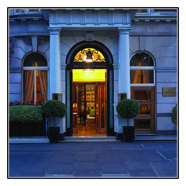 The 5 star Belmond Cadogan Hotel