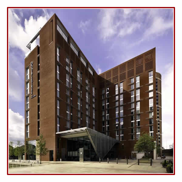 The Leeds DoubleTree by Hilton Hotel