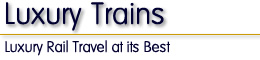 Luxury Trains Logo