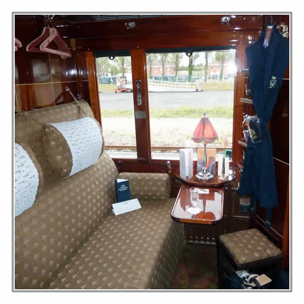 Venice Simplon Orient Express Accommodation On Board