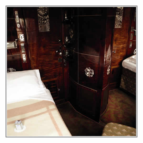 Your luxurious Cabin Suite