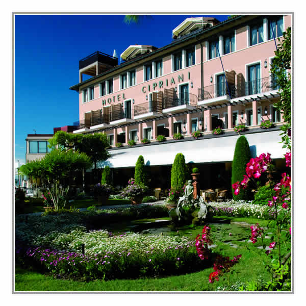 Free nights at Belmond Hotel Cipriani