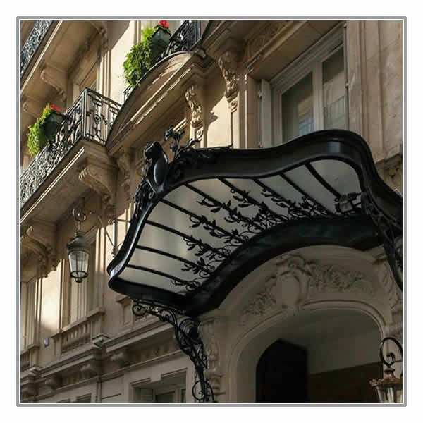 Mayfair Hotel, Paris